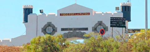 Foto de Defensa para la compra del cuartel Hoya Fría tras la exclusiva de El Confidencial